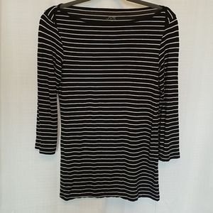 Striped Nautical Top
